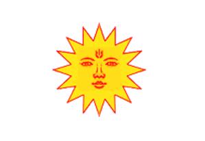 Sitamau State - Image: Sitamau state flag