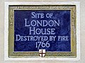 Site of London House Destroyed by fire 1766 - Left Side.jpg