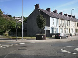 Site of Old Oak, Carmarthen.jpg
