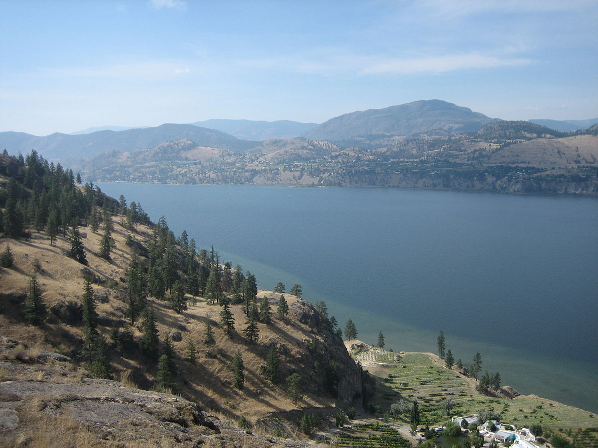 Skaha Lake - Wikipedia
