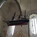 Skeppet Strid i Bunge kyrka.jpg