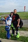 Skoczkowie na starcie spadochronowym, Gliwice 2010.06.13 (01).jpg
