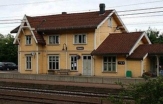 Horten Line railway line