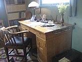 Fil:Skrivbord, arbetsplats.jpg
