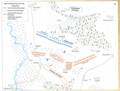 Slaget vid Kliszów 1702 Slagordning.png