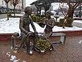 Slaveikov monument in Sevlievo 01.jpg