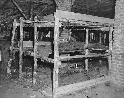 Sleeping quarters in Wöbbelin