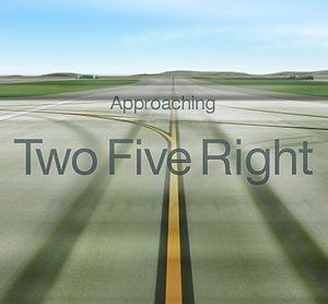 Honeywell Aerospace - The view of a runway from Honeywell's SmartRunway.