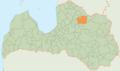 Smiltenes novada karte.png