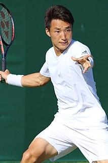 Go Soeda Japanese tennis player
