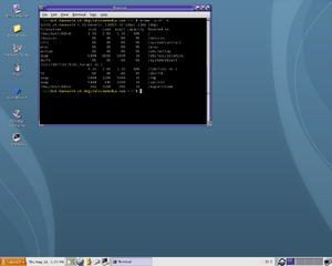 Java Desktop System - Image: Solaris 10 x 86 240507