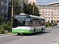 Solaris Urbino 12, Radnica Starého mesta.jpg