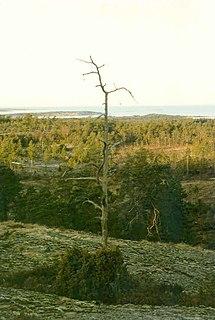 Geta, Åland Municipality in Åland, Finland