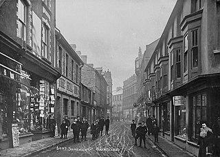 Somerset Street; Abertillery