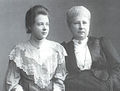 Sophie renate of reuss and marie alexandrine-pre1913.jpg
