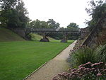 South Bridge Eltham Palace 01.JPG