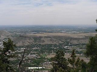 South Table Mountain (Colorado)