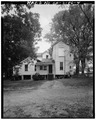 South facade - Herndon-Glanton-Reeves House, 524 Greenville Street, La Grange, Troup County, GA HABS GA,143-LAGR,19-4.tif