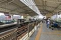 Southbound platform of Xinrong Station (20190816115159).jpg