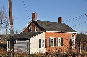 Dunbar-Vinton House - Image: Southbridge MA Dunbar Vinton House