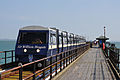 Southend Pier railway (Longest pier in the world) (5791172815).jpg