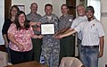 Southern Area Office receives awards (9689202034).jpg
