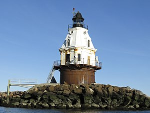 Southwest Ledge Light - Southwest Ledge Light