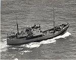 Soviet trawler seen from aboard USS Pocono.jpg