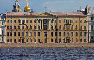 Spb 06-2012 Palace Embankment various 05.jpg, автор: A.Savin