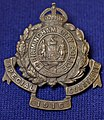 Special Constables badges. Birmingham City Police badges 1916 (2) (13187203074).jpg