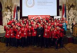 Special Olympics World Winter Games 2017 reception Vienna - Japan.jpg