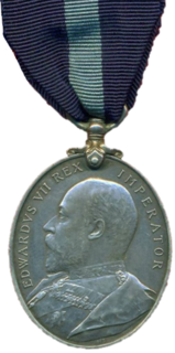 Special Reserve Long Service and Good Conduct Medal Award