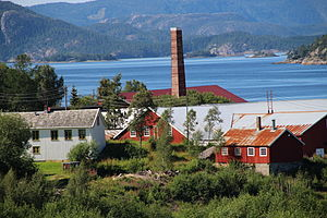 Norwegian Sawmill Museum -  Norwegian Sawmill Museum