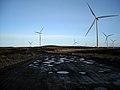 Spine Road in Whitelee Wind Farm - geograph.org.uk - 1088099.jpg