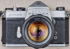 Pentax Spotmatic - Image: Spotmatic 4