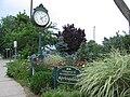 SpringdaleMN Station clock.jpg