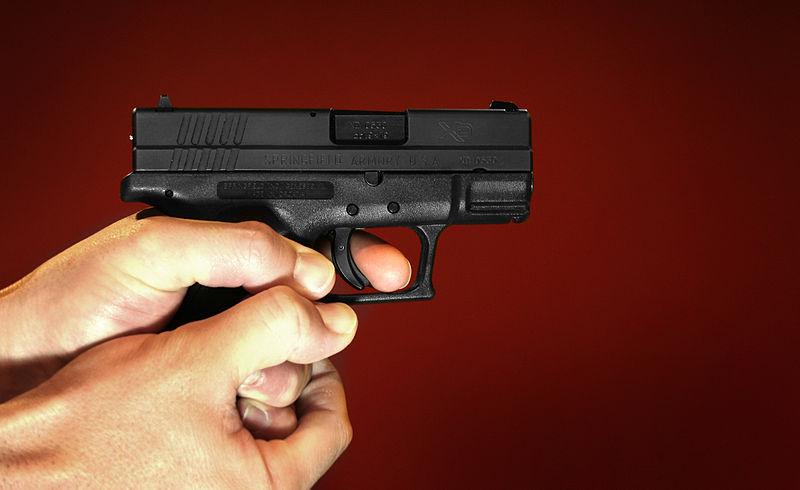 File:Springfield XD Gun 9mm Handgun.jpg