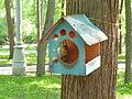 Squirrel eating. Memorial park at Sokol 4.JPG