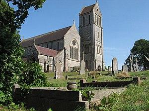 St Augustine's Church, Penarth - St Augustine's Church