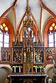 Højalter for St. Bartholomew, Kettig