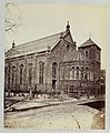 St. Clement's Protestant Episcopal Church, southwest corner of 20th and Cherry Streets, Philadelphia. ca. 1870. (6881592245).jpg