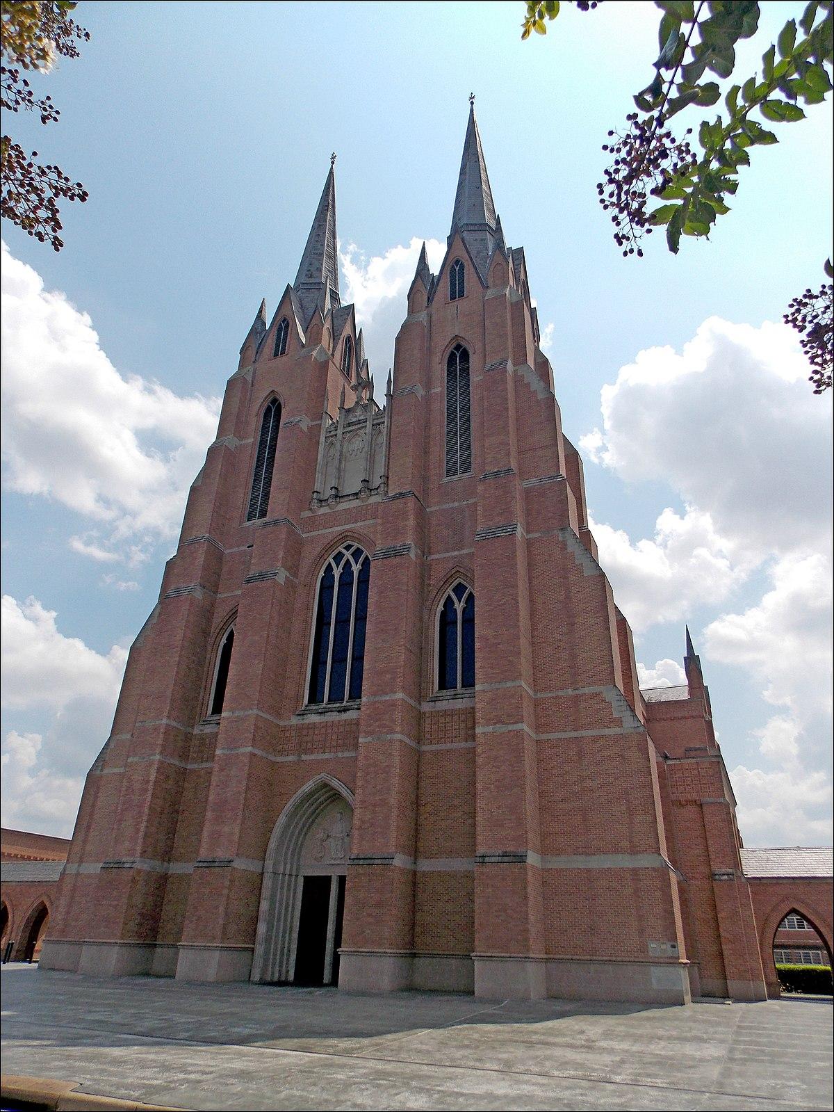 St. Martin\'s Episcopal Church (Houston) - Wikipedia