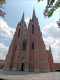 St. Martins Episcopal Church (Houston) Church in Texas, United States