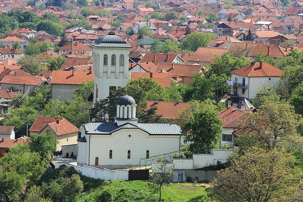 St. Nicholas church, Vranje, Srbija (3)