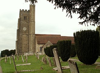 Seal, Kent - St Peter and St Paul's church