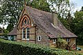 St Alban the Martyr parish rooms at Coopersale, Essex, England 02.jpg