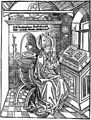 St Ambrose in his study.jpg