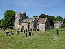 St Andrew's, Melcombe Horsey.JPG