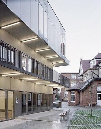 St Benedict's School, Ealing - Senior School
