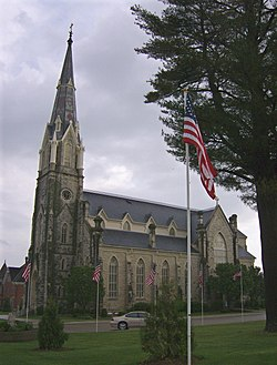 Saint Boniface Church New Vienna Iowa Wikipedia